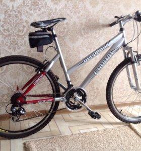 Велосипед горный скоростной UPLAND CROWN