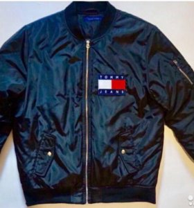 Куртка Бомбер Tommy Hilfiger (оригинал)