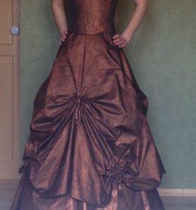 Платье для выпускного или свадьбы