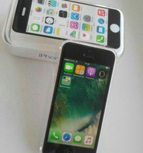 Iphone 5c белый 8gb