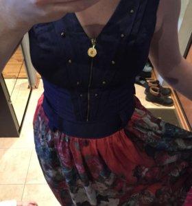 Платье-сарафан на лето