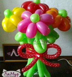 Букет 7 цветочков