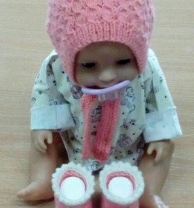 Комплект для новорожденного, новый