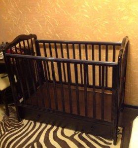 Детская кровать Baby-Luce Слава-2