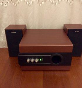 Аудиосистема 2.1 Sven