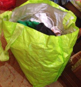 Детская одежда и обувь пакетом!!!