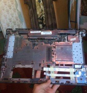 Нижняя крыжка на ноутбук acer