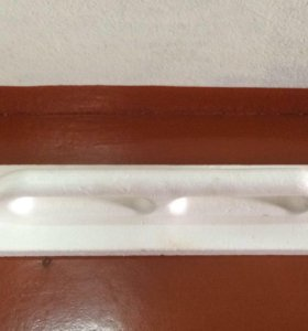 Тёрка штукатурная из пенопласта -150х660мм.