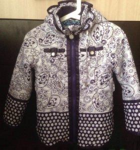 Куртка демисезонная р122