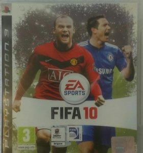 Игры для ps3 FIFA 10 Футбол