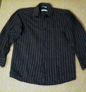 Рубашка мужская Nicolo Angi на размер 50-52