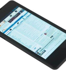 """4.5""""Смартфон DEXP Ixion X LTE 4.5 8 Гб черный"""