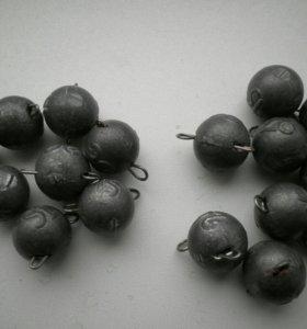 Джигголовки gamakatsu,разборные чеьурашки.