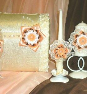 Набор украшений для свадебного стола