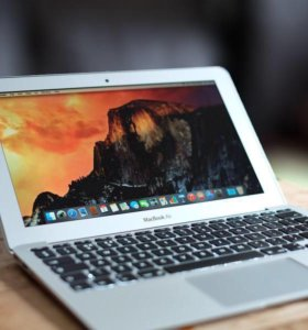 """🔥 MacBook Air 11"""" 2012"""