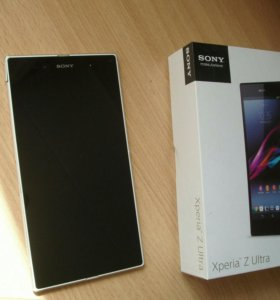 Sony z ultra c6833