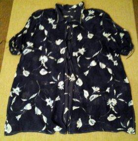 Рубашка женская размер 52-54