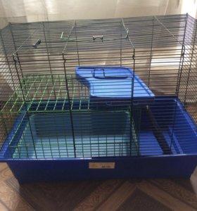 2 клетки для грызунов