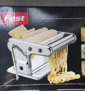 Станок для приготовления макарон