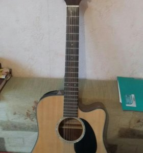Acoustic Guitar Cakamine G SERIES