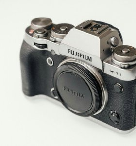 Fujifilm X-T1 Graphite Silver Edition Body