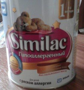 смесь детская Similac гипоаллергенный 1