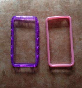 Бампер iPhone 4s