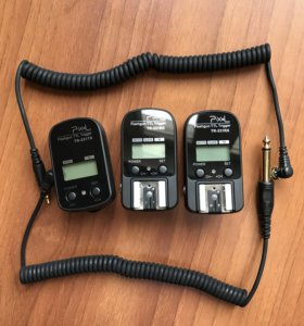Радиосинхронизаторы Nikon