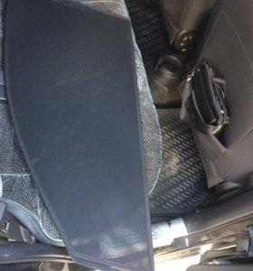 Каркасные шторки esco для Chevrolet Aveo T250