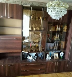 Мебель в гостиную (стенка)