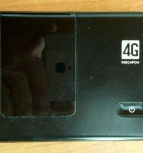 Мобильный 4G wi-fi роутер megafon mr100-3