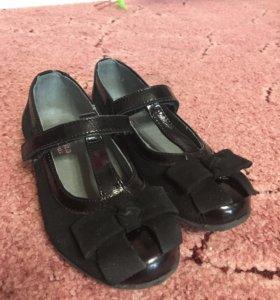 Туфли shagovita 28 размер