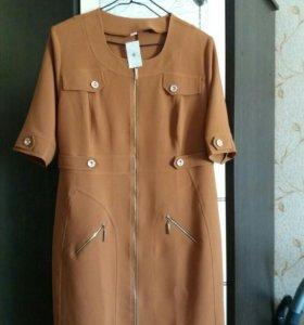 Продаю платье р-р 56