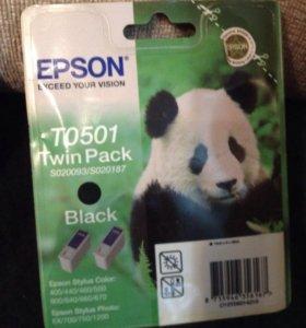 Epson T0501