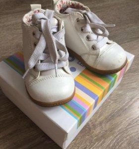 Ботиночки PlayToday, 13,5 см. На Девочку