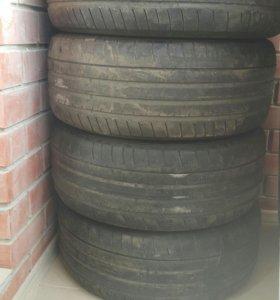 Шины Dunlop sp sport maxx gt 4шт