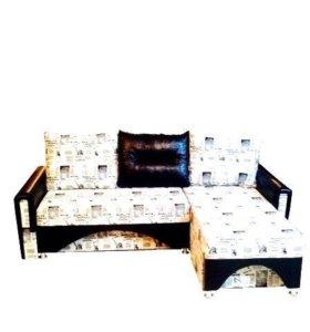 Диван угловой новый распродажа диванов !!!
