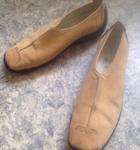Обувь женская натуральная замша