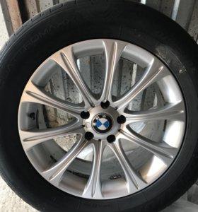 Диски BMW с резиной 255/55/18