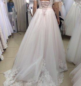 Свадебное платье +фота