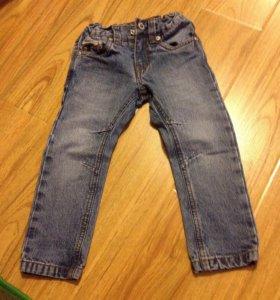 Новые джинсы 98 р