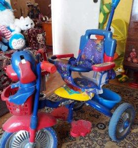 Продам велосипед детский в хорошем состоянии.