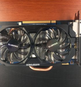 Видеокарта Gigabyte Radeon R7 260X 1188Mhz