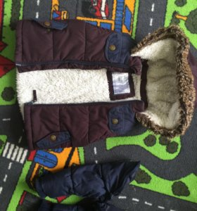 Стильная куртка-желетка мазекеа