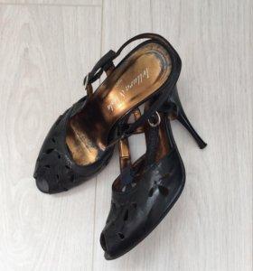 Туфли натуральная кожа 36 размер