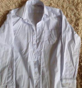 Рубашки на 8-9лет