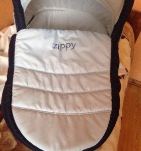 Срочно !!!!Коляска zippy sport plus 3 в 1