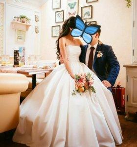 Свадебное платье Slanovskiy Италия