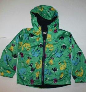 Курточка демисезонные