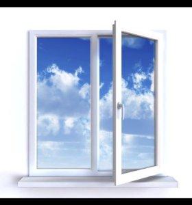 Б/у окна